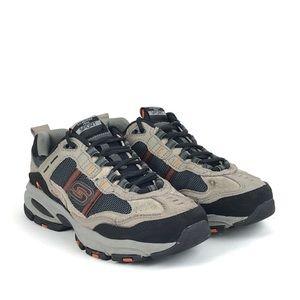 Skechers Sport Work Mens Vigor 2.0 Trait Sneakers